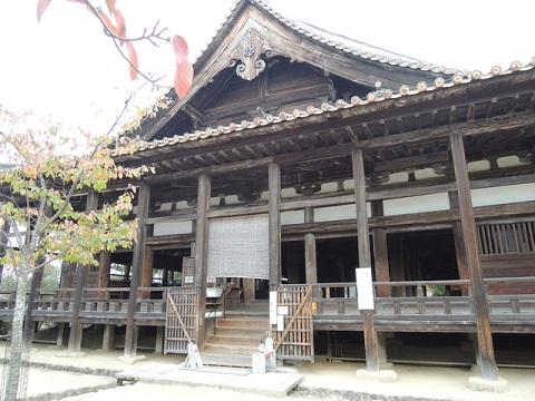 豊国神社千畳閣