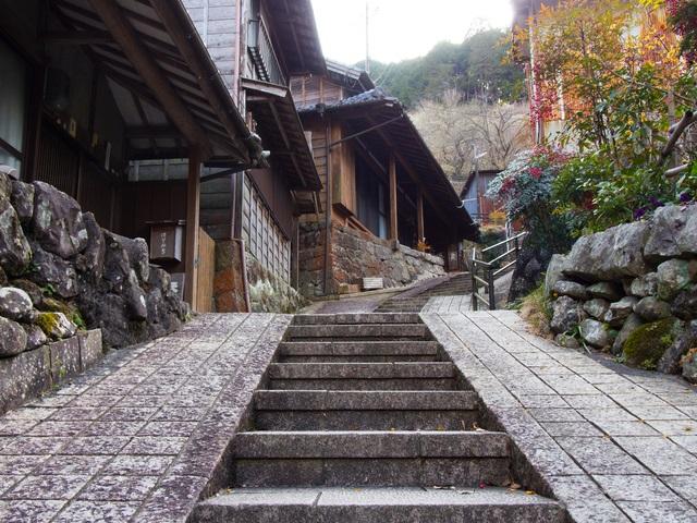 Utsunoya Pass Hiking