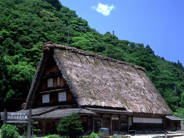 Toyama's Museum of  Folklore