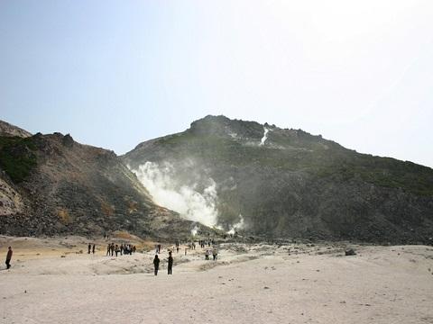 摩周・硫黄山