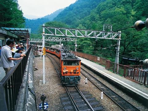 鍋釣温泉駅