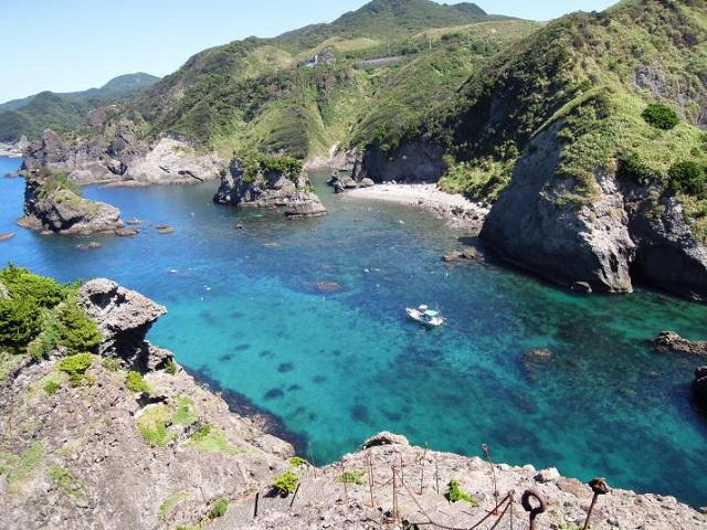Hirizohama Inlet