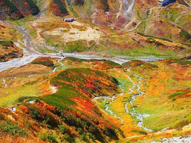 Tateyama Kurobe Alpen route