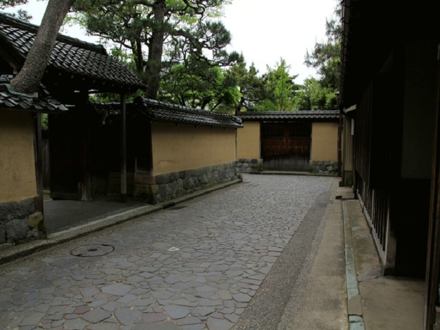 Nagamachi Samurai Residence Street