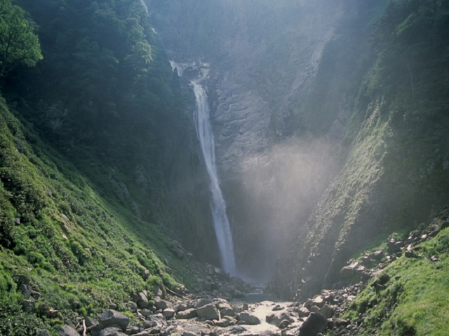 Shomyo Water fall