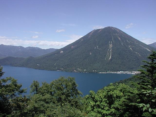 Mount Hangetsu