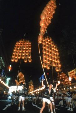 秋田竿燈祭り3