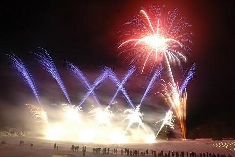 田沢湖高原雪祭り