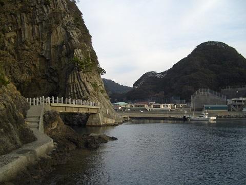 南伊豆中木桟橋