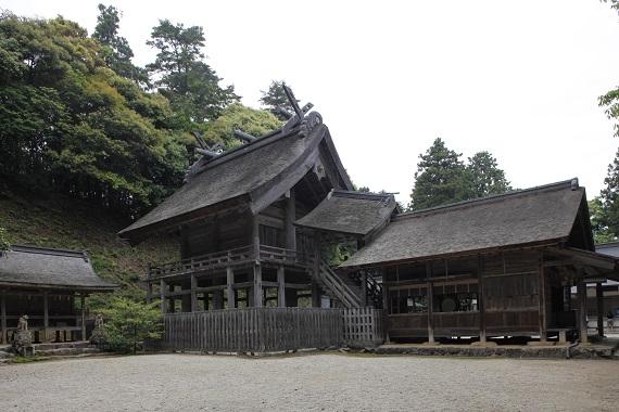 神魂神社1