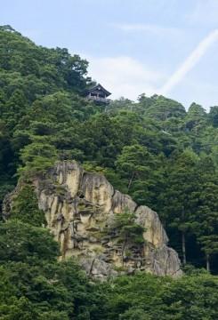 五大堂山寺