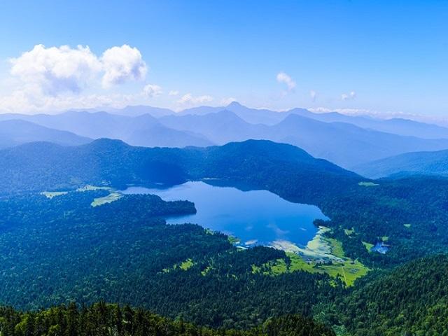 Lake Ozenuma