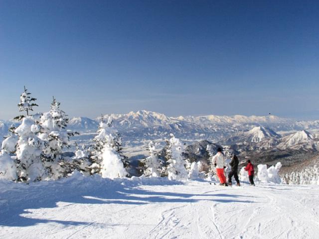 Shiga-kogen Ski Area