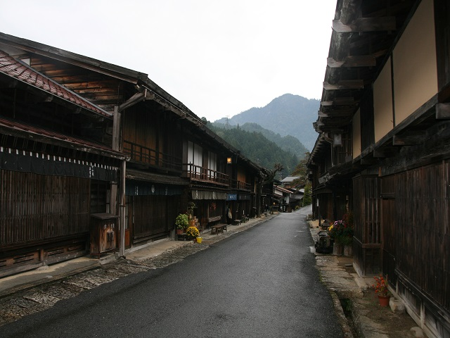 Tsumago and Magome