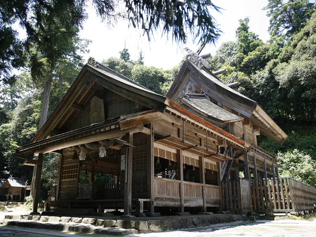 Kamosu Shrine