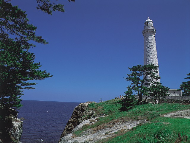 Hinomisaki Lighthouse