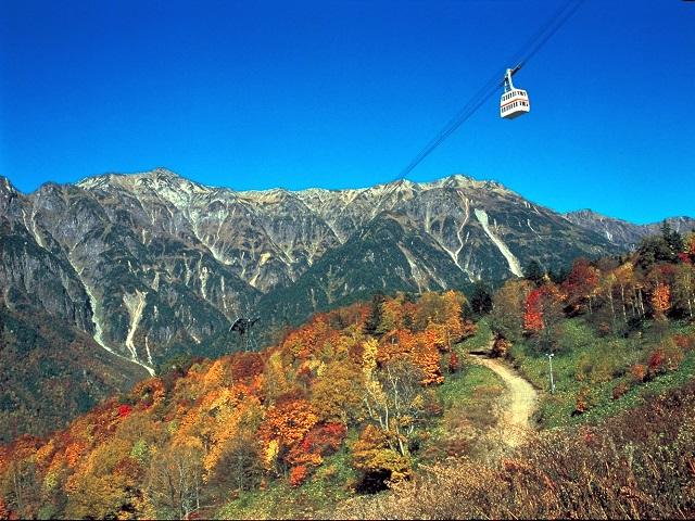 Shinhodaka Ropeway