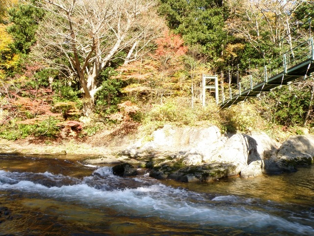 Yagen Mountain Stream