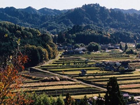 日本一の農村