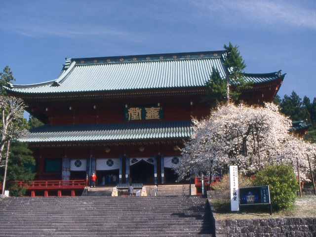 Nikko Futaarasan Shrine