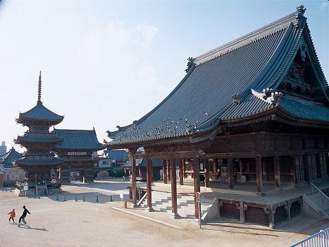 西大寺観音院(1)