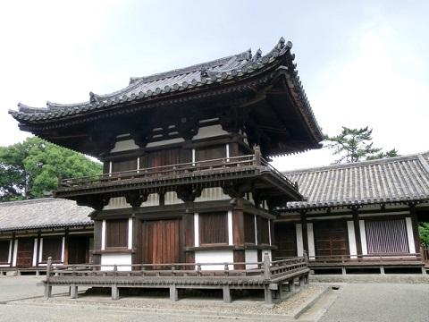 唐招提寺3