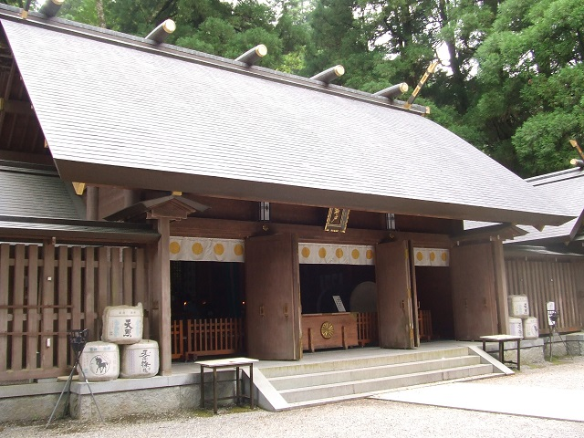Amanoiwato Shrine