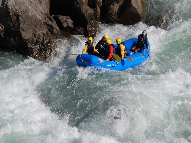 Yoshino River Rafting