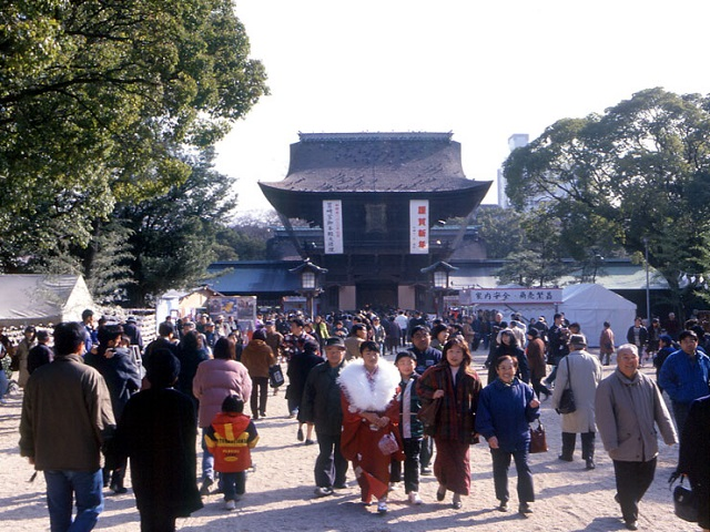 Hakozaki Shrine