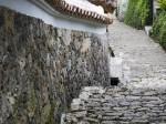 Kinjocho Pavement with stone