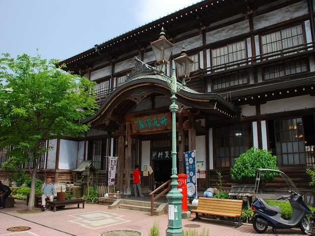 Takegawara Onsen Public Bathhouse