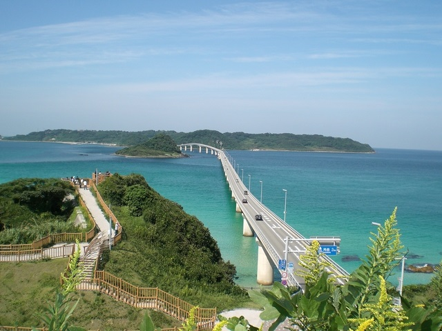 Tsunoshima Great Bridge