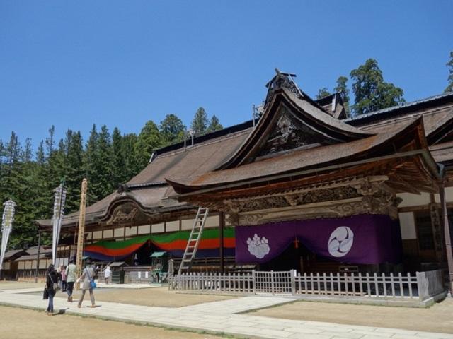 Kongo-buji Temple