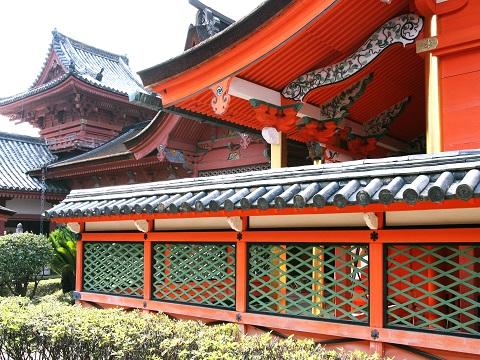 伊佐爾波神社 (2)