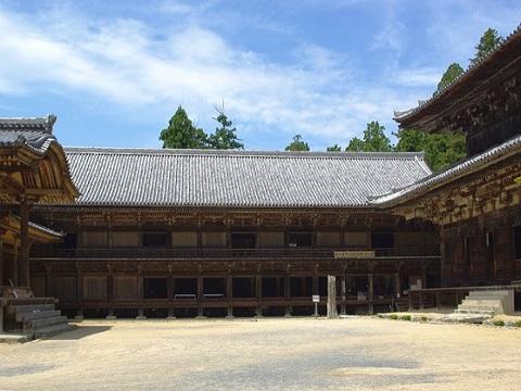 圓教寺食堂