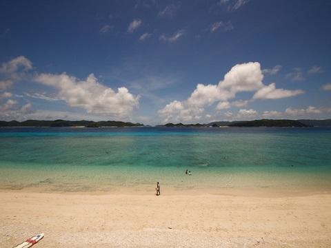 ニシハマビーチ1