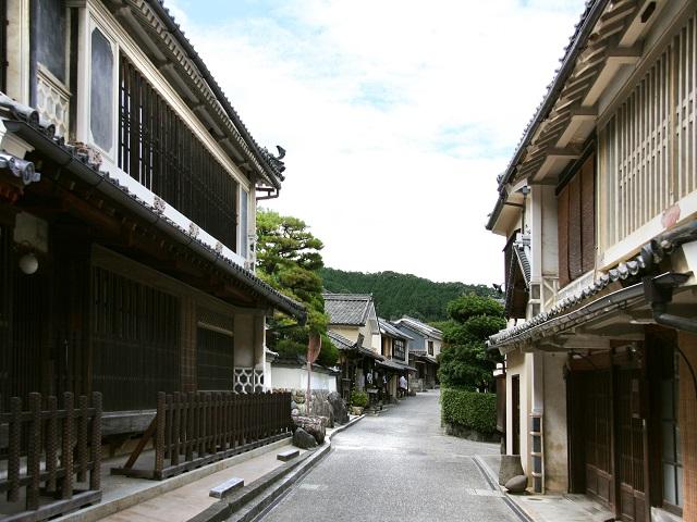Yokaichi-gokoku District