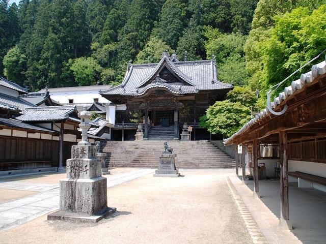 Hashikura-ji Temple