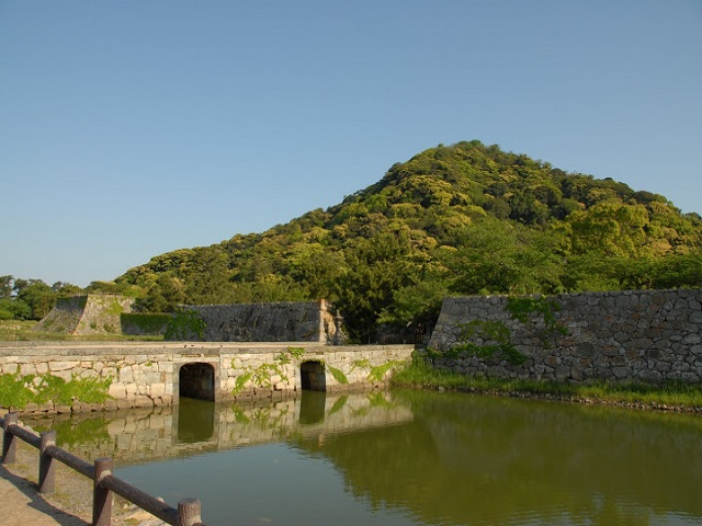 Hagi Castle Site