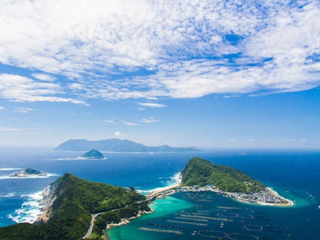 Kashiwajima Island