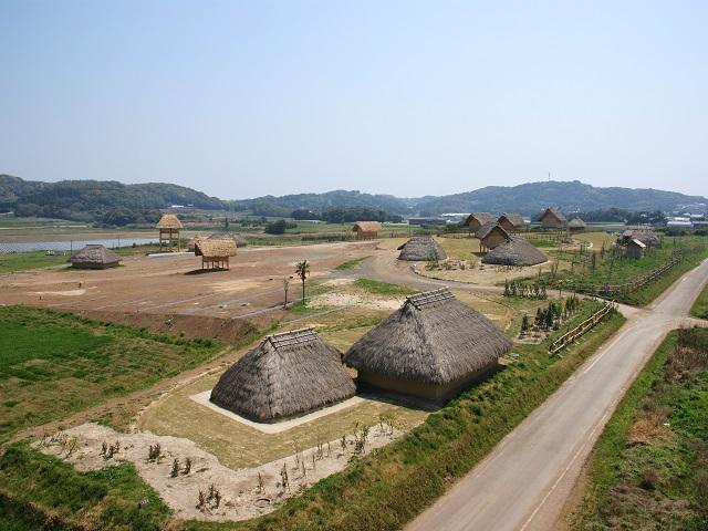 Haranotsuji Site