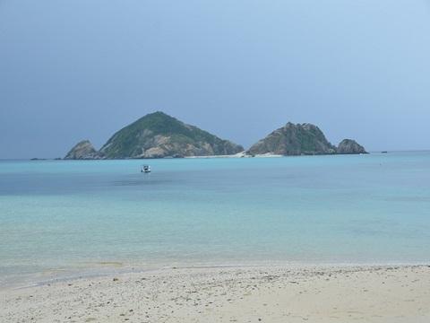阿波連ビーチ2