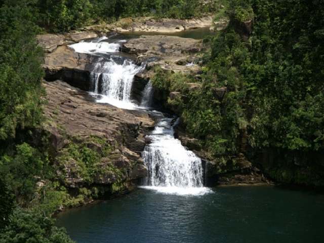 Maryudu and Kanpire Waterfall