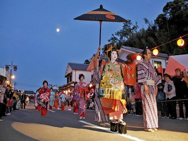 Kitsuki Castle Festival