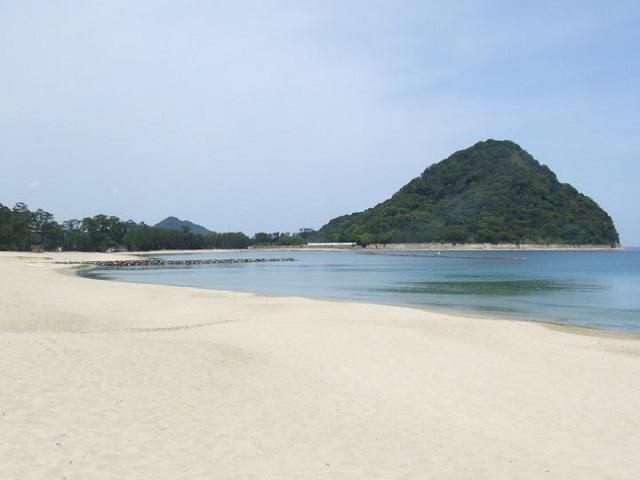 Kikuga Hama Shore