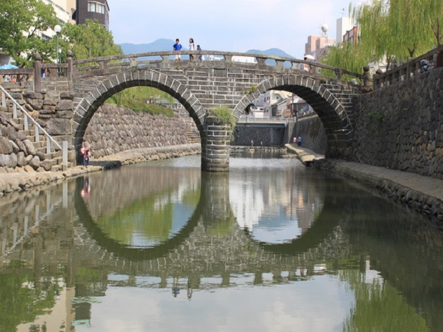 Meganebashi Bridge