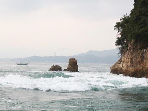 急流観潮船 (2)