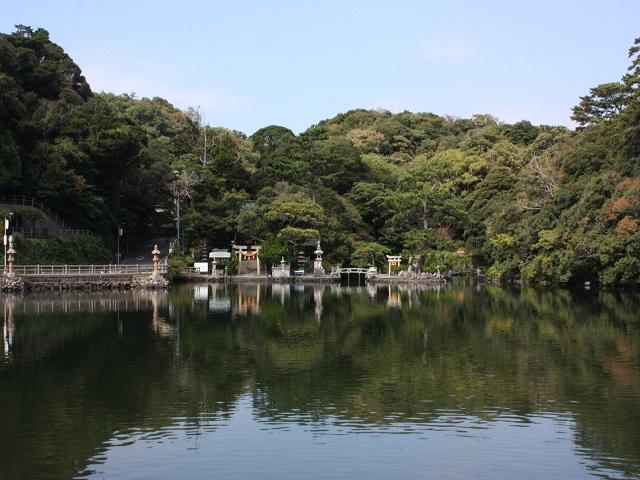 Mount Kasayama ,Myojinike