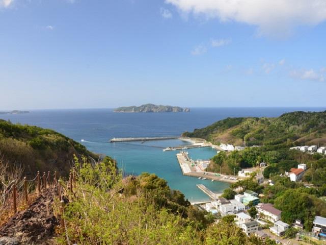 Haha-jima Island