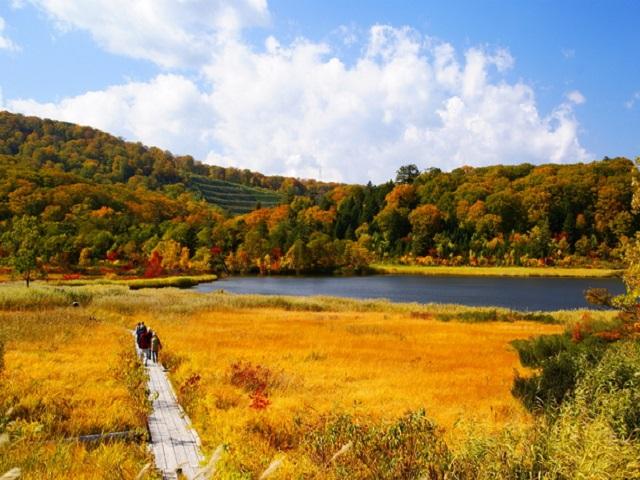 Lake Onuma